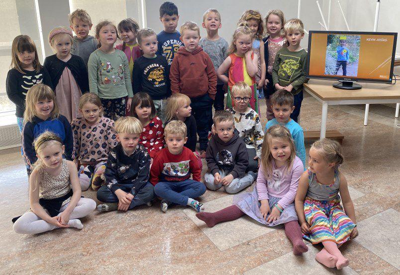 Fréttamynd - Alþjóðavika og SOS verkefni