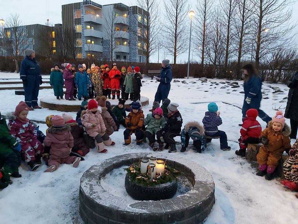 Fréttamynd - Aðventustund