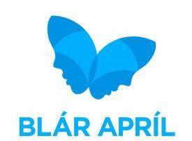 Fréttamynd - Blár dagur föstudaginn 9. april
