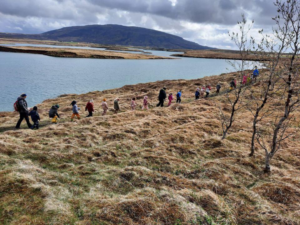 Fréttamynd - Útskriftarferð Arnarhreiðurs