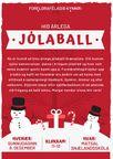 Fréttamynd - Jólaball foreldrafélagsins, sunnudaginn 8. desember